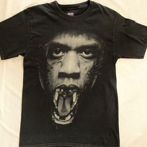 Watch the Throne Tour Jay Z Shirt
